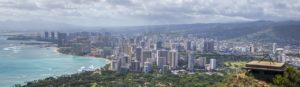 Honolulu-Waikiki Skyline - Steve Jansen Photography