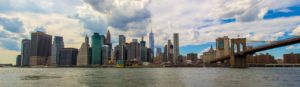 New York City from Brooklyn - Steve Jansen Photography